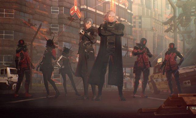 Mit unzähligen Charakteren ist ein Multiplayer Modus in Scarlet Nexus nicht abwegig.