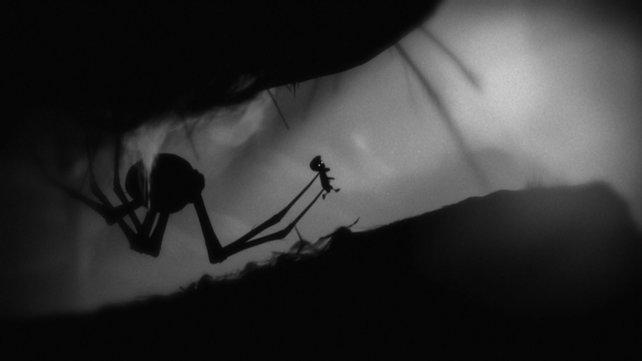In Limbo gibt der Tod Hinweise mit, wie Situationen zu bewältigen sind.