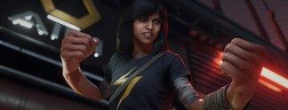 Kamala Khan als spielbare Heldin bestätigt