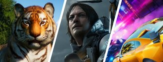 Releases | Death Stranding, Need for Speed, Red Dead Redemption 2 und vieles mehr