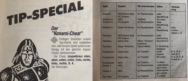 """Danke liebe """"Video Games"""", jetzt wissen wir Bescheid! Das Bild stammt aus einer Originalausgabe von 92."""