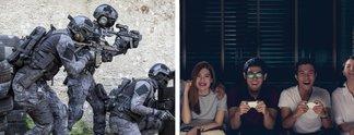 Polizeieinsatz: Spezialkommando rückt wegen einer PlayStation an