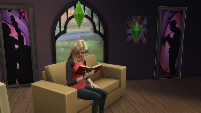 Auch durch Fähigkeiten-Bücher könnt ihr eure Fähigkeiten erweitern.