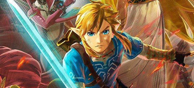 Hyrule Warriors: Zeit der Verheerung erscheint am 20. November 2020 exklusiv für Nintendo Switch.