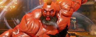 Street Fighter: Dieses Zangief-Cosplay ist perfekt