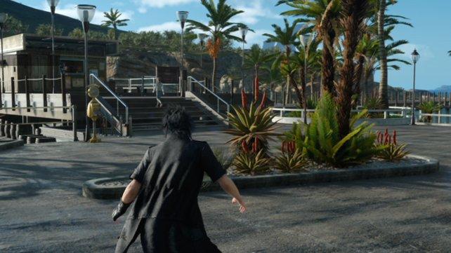 Die Spielwelt gehört definitiv zu den Höhepunkten in Final Fantasy 15.
