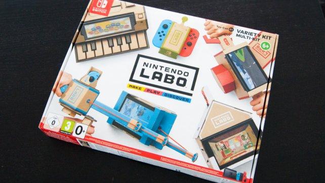 Nintendo verkaufte im ersten Jahr mehr Switch als man gehofft hat