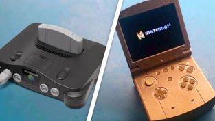 Retro-Fan bastelt sich N64 für unterwegs