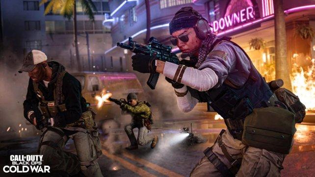 PS4-Spieler dürfen bereits vorab den Multiplayer-Modus von Call of Duty: Black Ops Cold War ausprobieren.