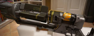 Fallout 4: Lasergewehr mithilfe eines 3D-Druckers nachgebaut