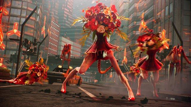 Die Kämpfe in Scarlet Nexus können sich auf der empfohlenen Systemanforderung sehen lassen.