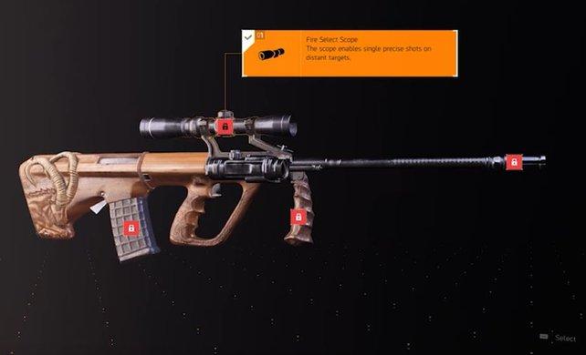 Die Bighorn: Sieht nett aus und ist ein unglaublich vielseitiges Sturmgewehr.