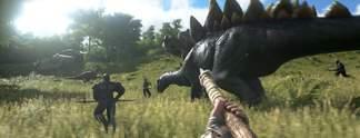 Thema der Woche: Kostenpflichtiger Zusatzinhalt für unfertiges  Spiel Ark - Survival Evolved