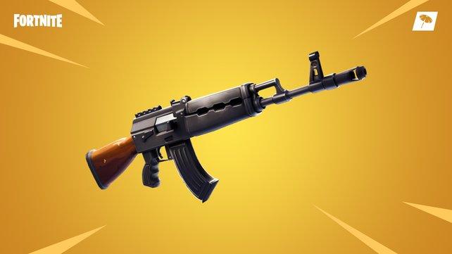 Das schwere Sturmgewehr wurde mit Update 6.22 veröffentlicht.