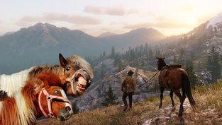 Pferde drehen nach Update durch