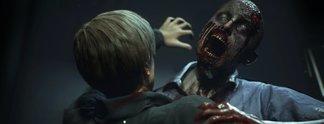 Resident Evil 2: Kostenloser DLC und über 3 Millionen Demo-Spieler
