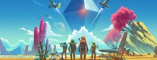 No Man's Sky: Neue Erweiterung für Sommer angekündigt