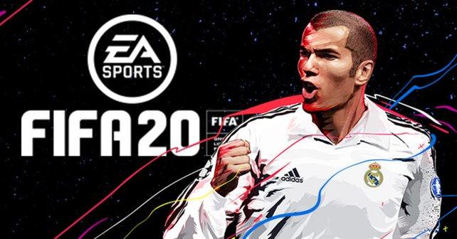 Endlich! Zinédine Zidane bekommt in FIFA 20 seiene Ikonen-Karte.