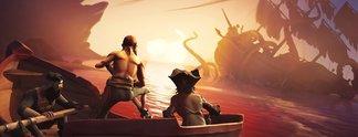 Sea of Thieves: Auf dem Weg zur Piratenlegende oder doch zu Davy Jones?