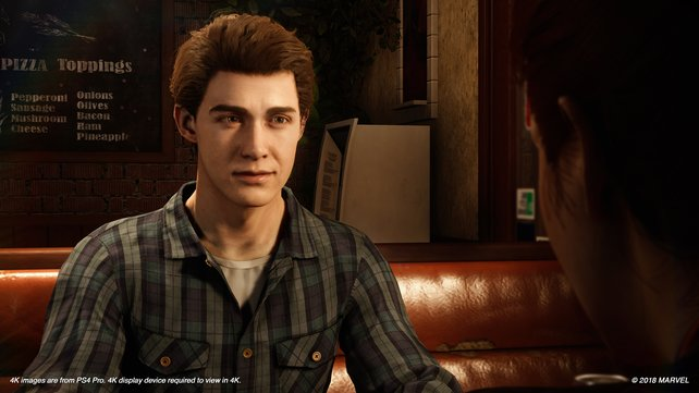 23 Jahr, Spinnenhaar: So sieht Peter Parker im neuen Spider-Man aus.
