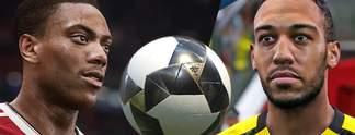 Tests: Vergleichstest Fifa 17 gegen PES 2017: Dieses Jahr gibt es wieder einen knappen Sieger