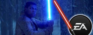 Star Wars Battlefront: Sogar Finn will einen Einzelspieler-Modus