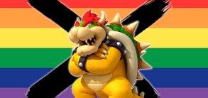 """Bowser ist nicht mehr """"schwul"""""""