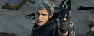 Devil May Cry 5: gamescom-Trailer mit Veröffentlichungstermin