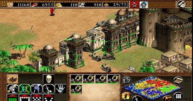 Auch wenn der RTS-Klassiker Age of Empires 2 für Konsole eine nette Idee war, Jubelstürme hatte das Spiel eher nicht ausgelöst.