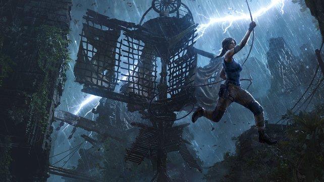 Shadow of the Tomb Raider ist der letzte Teil der neuen Trilogie - und gerade günstig zu bekommen.
