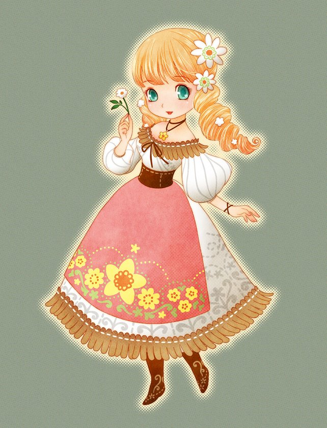 Ist Lisette bei Story of Seasons: Trio of Towns eure Herzensdame?