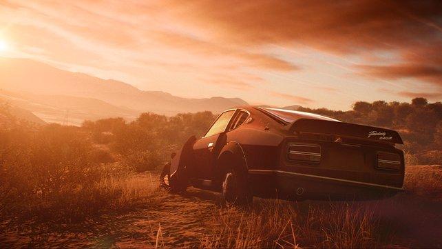 Malerischer Ausblick, das schützt Need for Speed - Payback jedoch nicht vor Kritik.
