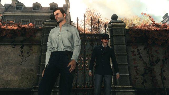 Löst die Fälle von Sherlock Holmes - The Devil's Daughter und schaltet alle Trophäen und Erfolge frei.