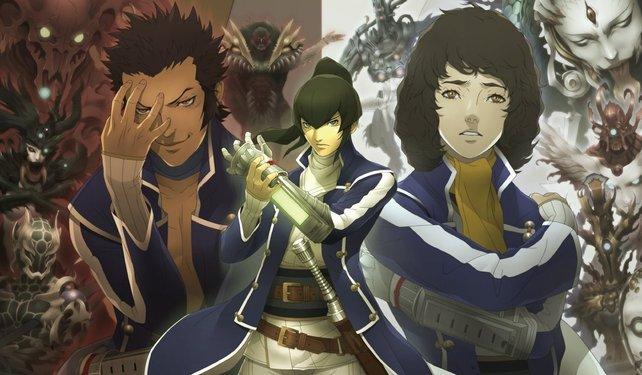 Shin Megami Tensei ist Atlus' Vorzeigeserie.
