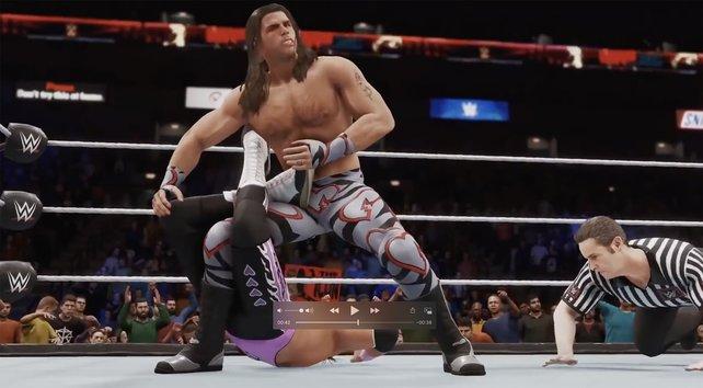 Spieler, die derzeit ein Match in WWE 2K20 austragen wollen, stoßen unter Umständen auf ein großes Problem.