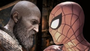 God of War vs. Spider-Man