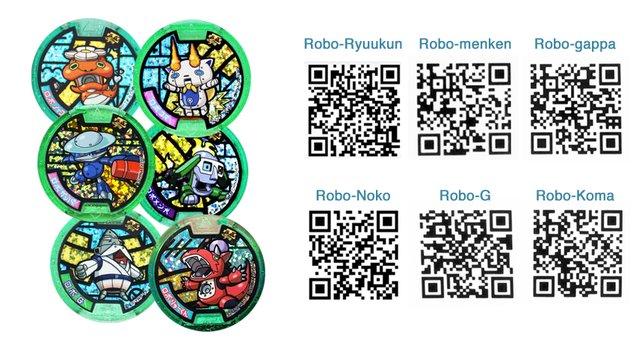 Damit erhaltet ihr einige Robo-Yokai. (Quelle: watchofyokai.com)
