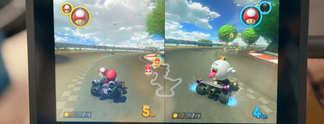 Nintendo Switch: Möglicherweise mit neuem Mario Kart