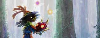 The Legend of Zelda - Majora's Mask 3D: Neues Video stimmt auf Veröffentlichung ein