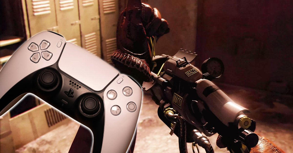 PlayStation 5: DualSense-Funktion sorgt für geniales Shooter-Element
