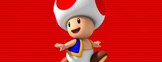 Panorama: Hat Toad einen Pilzkopf oder trägt er nur einen Hut?