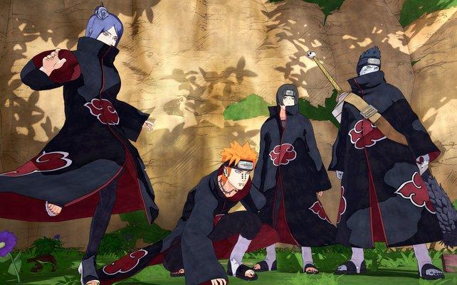 Die Organisation Akatsuki als Gruppierung der Antagonisten ist bei den Fans bis heute sehr beliebt.