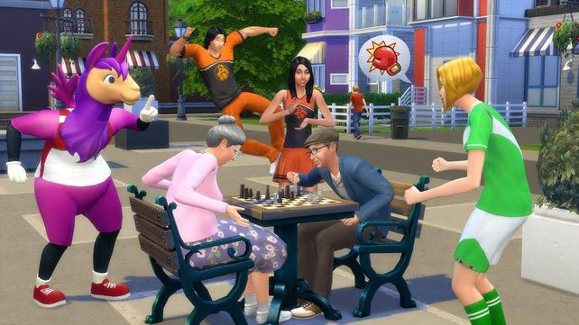 Die Sims feiern sich selbst. Zurecht?