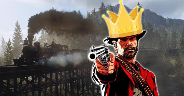 Die Community von Red Dead Redemption 2 hat den größten Fan des Spiels kennengelernt: Dabei handelt es sich um einen 65-jährigen Vater. Bildquelle: Getty Images / Irina Cheremisinova.