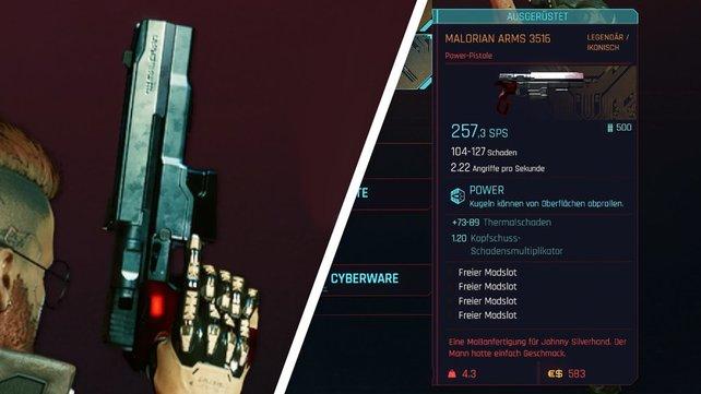 Die Werte von Maorian Arms 3516.