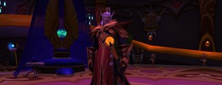 World of Warcraft: Neues Design für Lor'themar Theron
