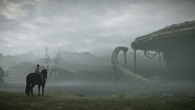 Shadow of the Colossus zeigt, wie ein Remaster auszusehen hat.
