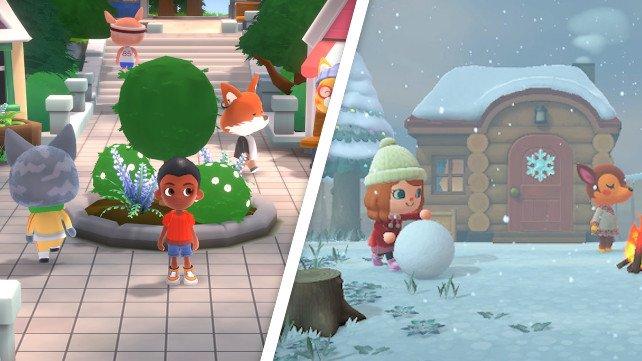 Hokko Life will eine Alternative für Animal Crossing sein.