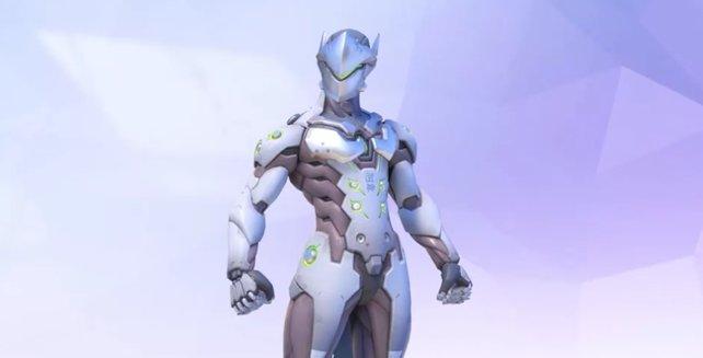 Wir verraten euch, wie ihr den Cyborg Genji kontern könnt - auf geht's!
