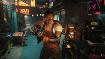 <span>Cyberpunk 2077:</span> Fans feiern allmächtigen Couch-Gangster